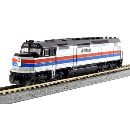 Please Type (Kato 176-9204 N Amtrak EMD SDP40F Type I Phase II Paint #535)