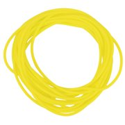 CanDo latex-free exercise tubing, yellow, 25 feet
