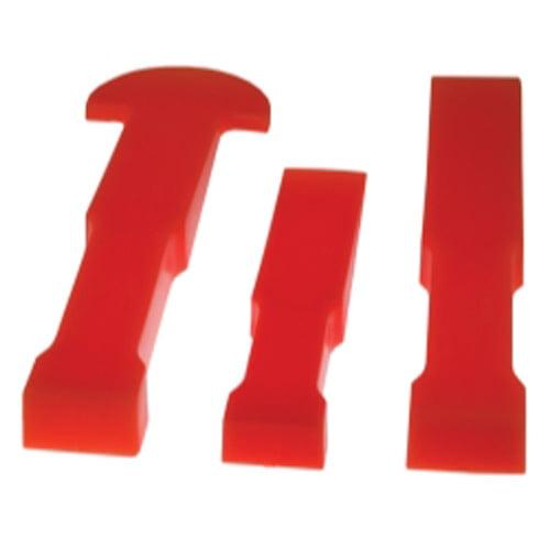 Assenmacher MW 34 Soft Orange Wedge Panel Removal Set