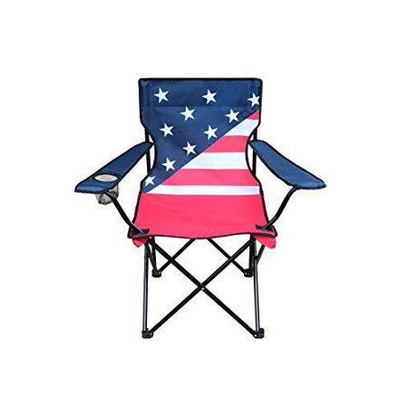 Strange All For You Chair Portable Folding Chair With Arm Rest Cup Holder And Carrying And Storage Bag Usa Pdpeps Interior Chair Design Pdpepsorg