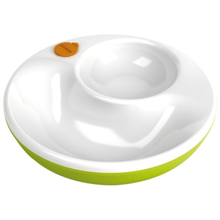 Lansinoh, mOmma, Warm Plate, Green, 1 Plate, 1 Cap(pack of 1) ()