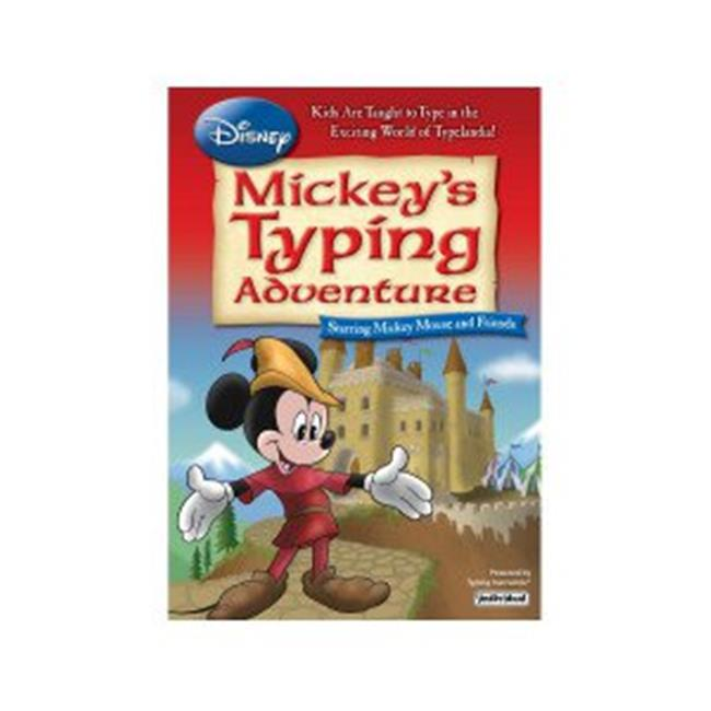 Disney: Mickeys Typing Adv Mac (Email Delivery)