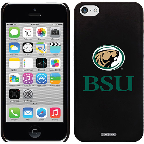 Bemidji State Primary Mark Design on iPhone 5c Thinshield Snap-On Case by Coveroo