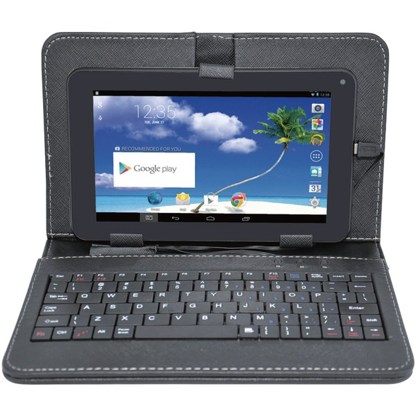 "Proscan PLT9650G with WiFi 9"" Touchscreen Tablet PC Featuring Android 5.1 (Lollipop) Operating System, Black"