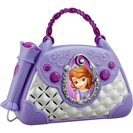 Disney Sofia The First Sing Along Boombox