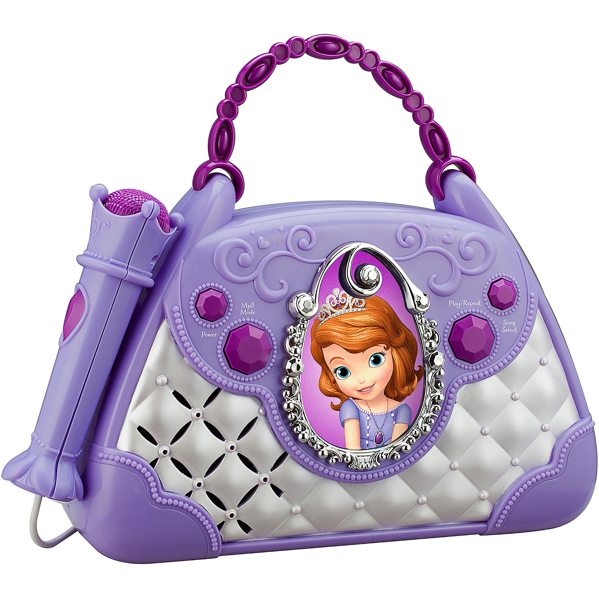 Disney Sofia the First Sing-Along Boombox