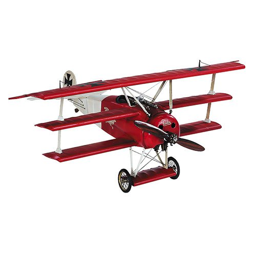 Authentic Models Desktop Fokker Triplane Model Airplane by Authentic Models