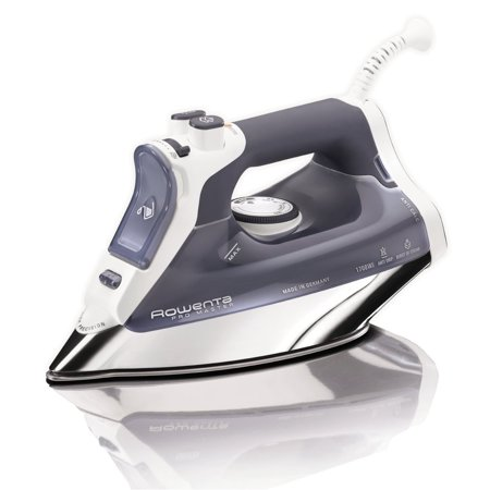 Hybrid 9 Iron - Rowenta Pro Master Steam Iron DW8080, White & Purple