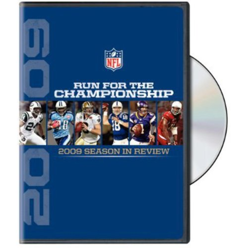 NFL: Run For The Championship - 2009 Season In Review (Full Frame)