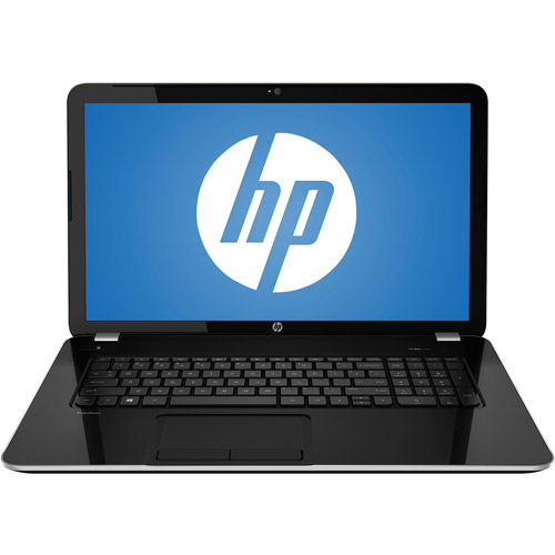 """HP Silver 17.3"""" Pavilion 17-e049wm Laptop PC with AMD Elite Quad-Core A10-5750M Accelerated Processor and Windows 8 Operating System"""