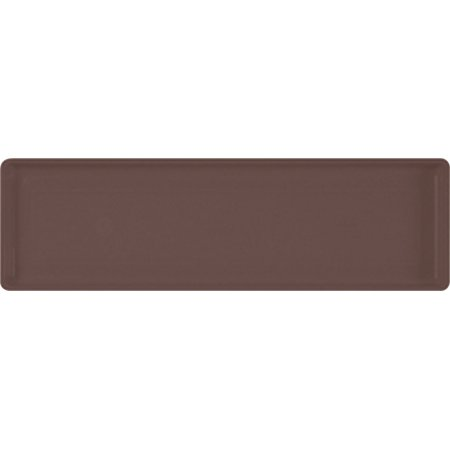 - Novelty Mfg Co P-Countryside Flower Box Tray- Brown 18 Inch