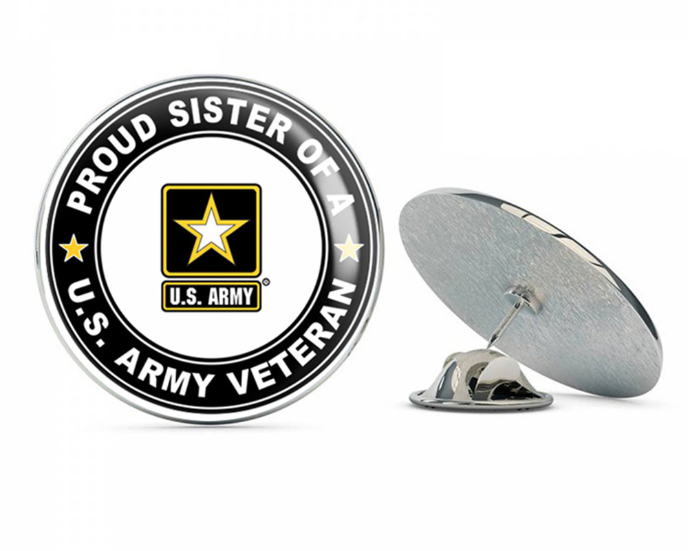 Lapel pin,Tie Tack,Hat pin I Love My Soldier--