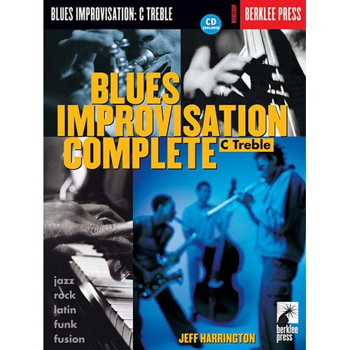 Blues Improvisation Complete: C Treble