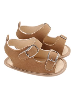 dd55e0ca4fa Product Image Baby Shoes Faux Suede Moccasins Summer Sandal Soft Sole Non- Slip First Walkers For Baby