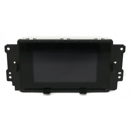 2010-2012 Acura RDX OEM Radio Information Display Screen Module Part 39810-A210 - Refurbished - Information Display Module