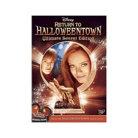 Return To Halloweentown (Ultimate Secret Edition) (DVD)](Halloweentown Book From The Movie)