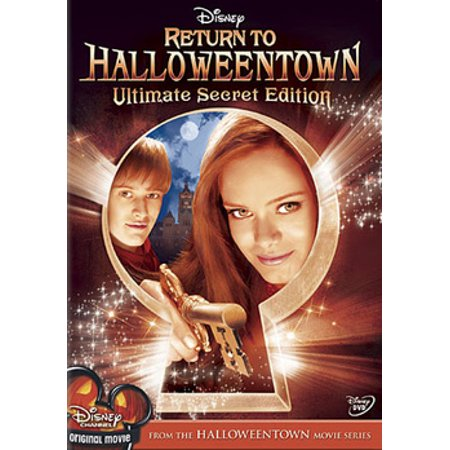Return To Halloweentown (Ultimate Secret Edition) (DVD)](Halloween Movirs)