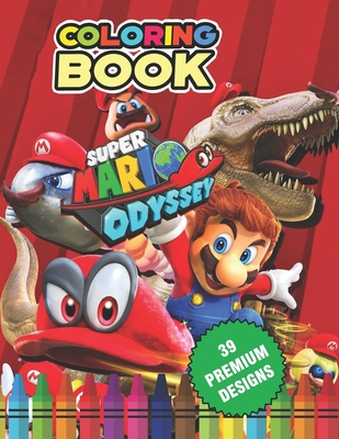 Super Mario Bros Coloring Book: Great Coloring Book For Kids And Adults -  Super Mario Bros Coloring Book With High Quali - Walmart.com - Walmart.com
