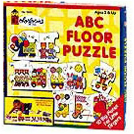 Colorforms ABC Floor Puzzle, 10 -