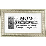 The James Lawrence Company 'Mom' Framed Textual Art