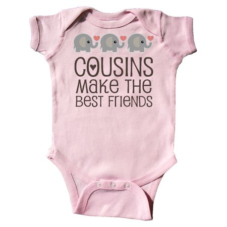 Cousins Make The Best Friends Infant Creeper
