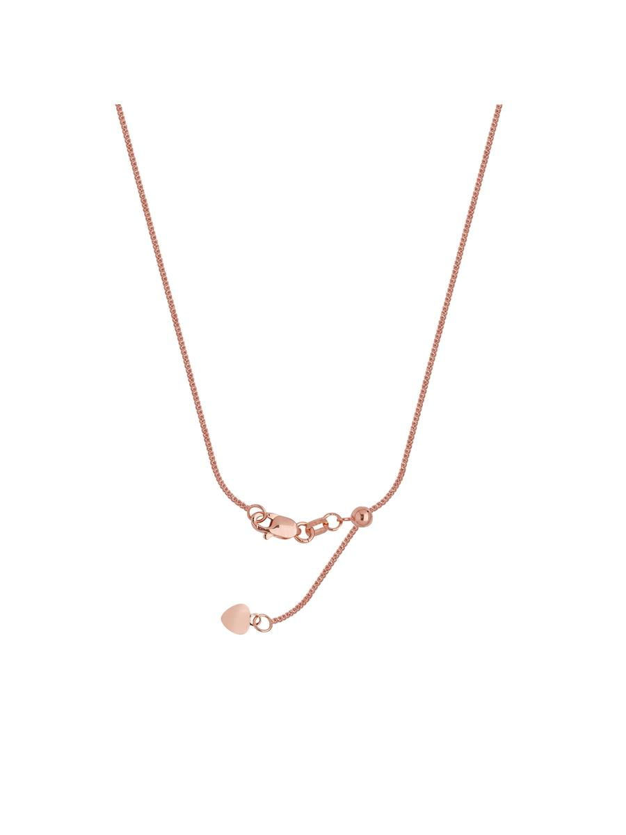 Sterling Silver East 2 West Infinity//Believe Adjustable Necklace