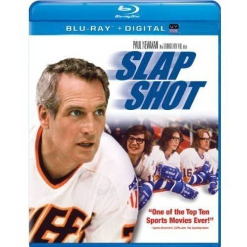 Slap Shot (Blu-ray + Digital HD) (With INSTAWATCH) (Widescreen)