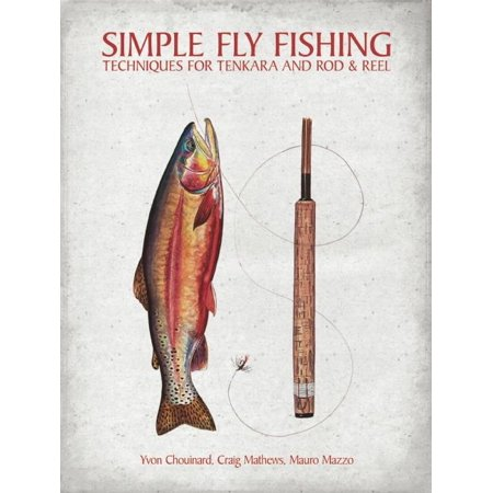 High Sierra Fly Fishing Book - Simple Fly Fishing