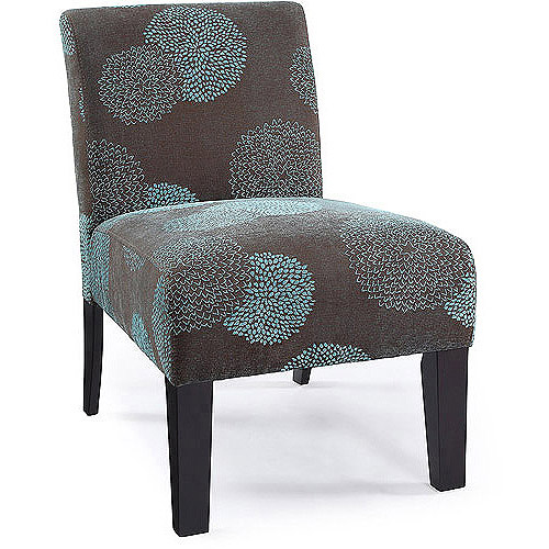 Sunflower Deco Accent Chair, Multiple Colors