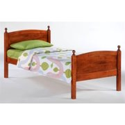 Licorice Twin Bed in Cherry