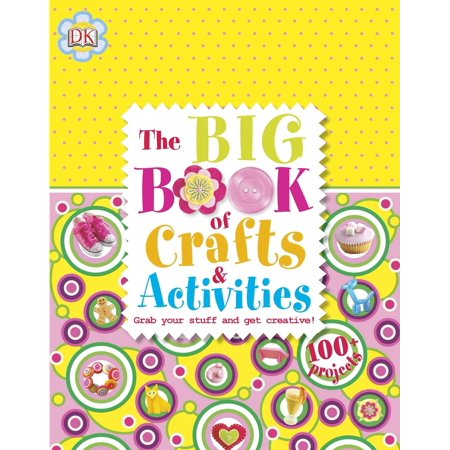 The Big Book of Crafts and Activities](Halloween Craft Activities For Toddlers)