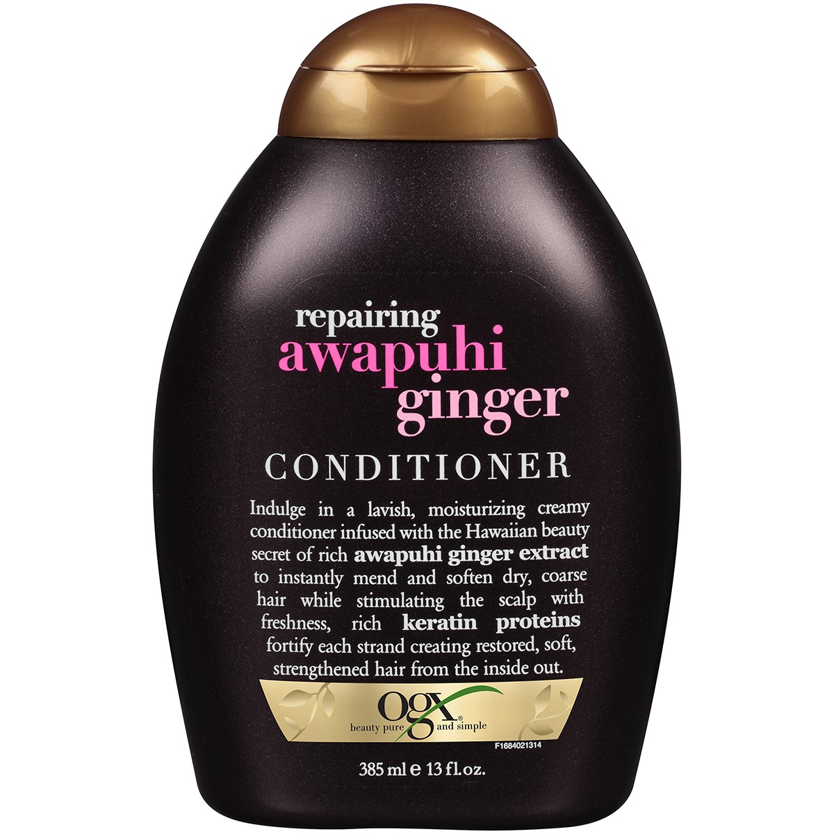 OGX Repairing Awapuhi Ginger Conditioner, 13.0 FL OZ