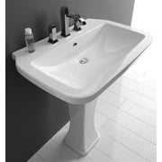 Pedestal Bathroom Washbasin