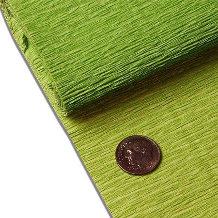 Green Tea Crepe Paper 19