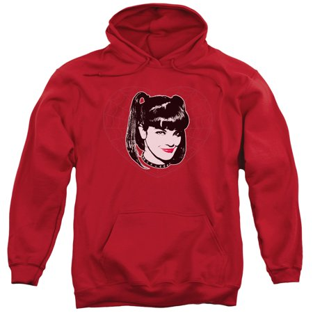 Abby Costume Ncis (NCIS Naval Criminal Investigative Service Abby Face Juniors Adult Hoodie)