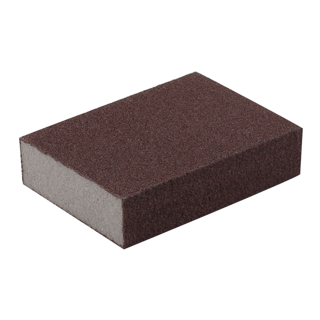 Sponge Kitchen Rub Rust Decontamination Cleaning Tool Scrub Pad Coffee Color - image 2 of 2