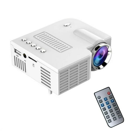 Projector  Led Home Video Projector  Multimedia Home Theater Projector With Free Hdmi Cable Support 1080P Hdmi Usb Sd Card Vga Av For Home Cinema Tv Laptop Game Iphone Andriod Smartphone