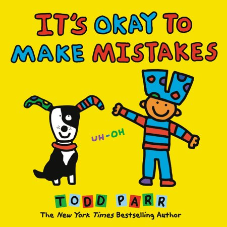 It's Okay to Make Mistakes (Hardcover)