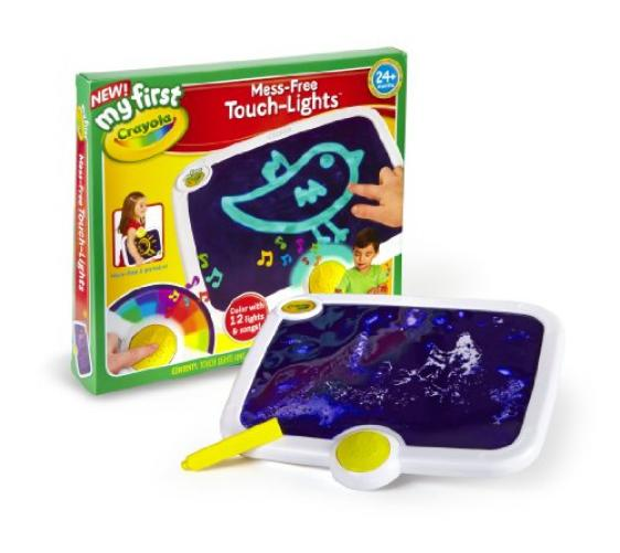 Crayola My First Touch Lights by Binney & Smith