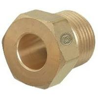 Regulator Inlet Nuts, Inert Gas, Stainless Steel, CGA-677
