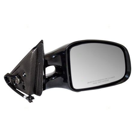 BROCK Power Side View Mirror Smooth Passenger Replacement for 97-03 Pontiac Grand Prix
