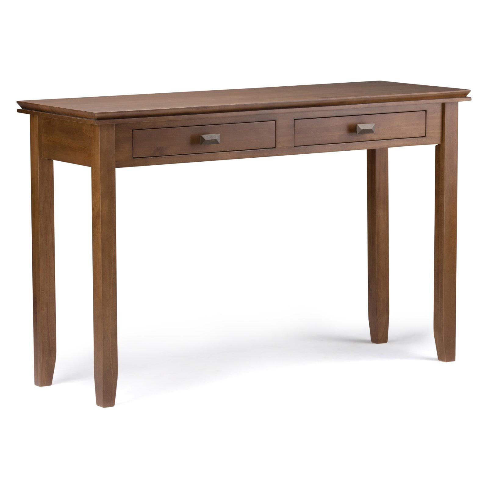 Simpli Home Artisan Console Sofa Table