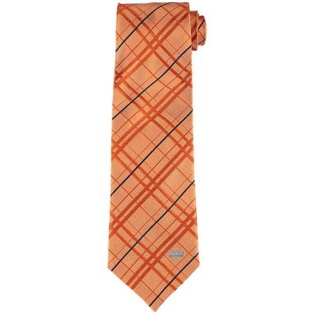 Illinois Fighting Illini Orange Oxford Woven Tie - No Size Fighting Illini Oxford
