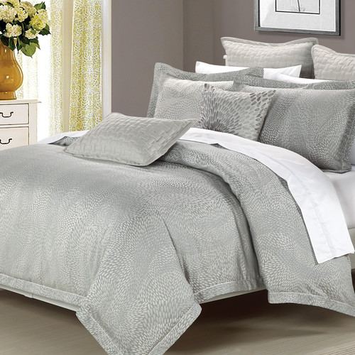 North Home Bloom 3 Piece Reversible Duvet Cover Set