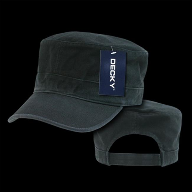 00a6b6496bc Decky GRM-BLK Washed GI Cap