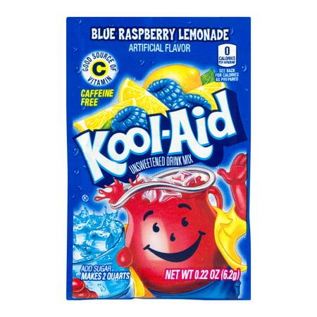Koolaid bleu
