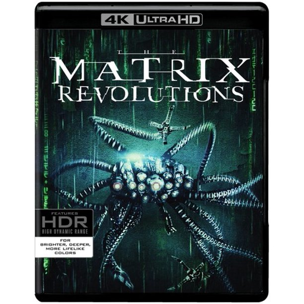 The Matrix Revolutions (4K Ultra HD)