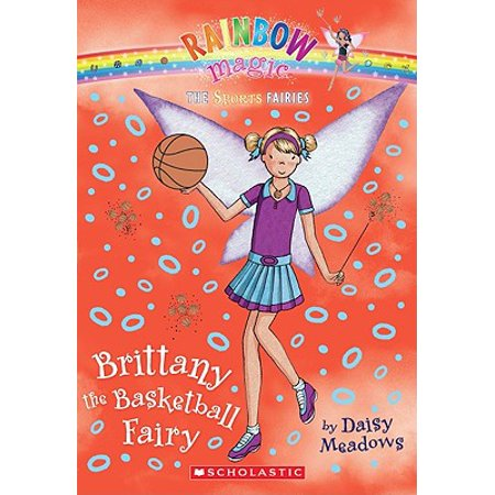 Sports Fairies #4: Brittany the Basketball Fairy : A Rainbow Magic (Best Towns In Brittany)