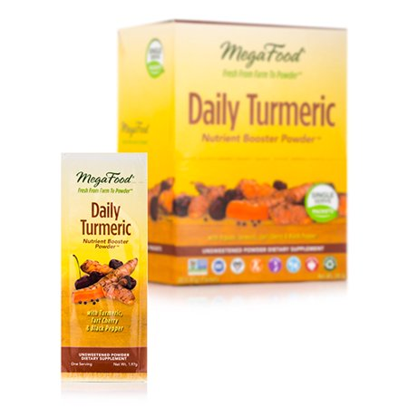 Daily Turmeric Nutrient Booster Powder� - 30 Packets (1.97 Grams each) by -