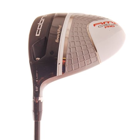 New Cobra AMP Cell Pro Silver Driver Comp CZ R-Flex LEFT HANDED (Left Hand Drivers)